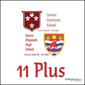 11 plus exam logo