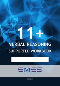 11 plus verbal reasoning supported workbook